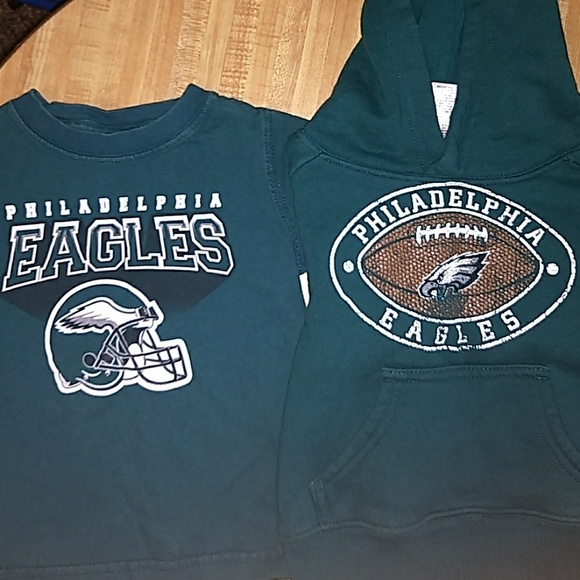 the latest 0c811 c5278 Toddler Philadelphia Eagles lot - Size 2t and 3t
